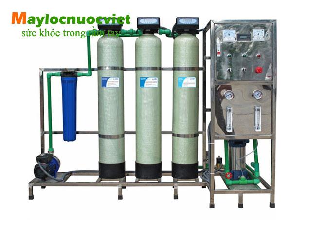 Máy lọc nước bán công nghiệp Sử dụng công nghệ lọc màng RO Filmtec™ 500 GDP