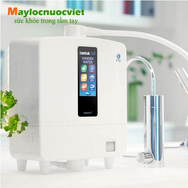 Giá bán máy lọc nước kangen k8, máy lọc nước kangen K8 bao nhiêu tiền?