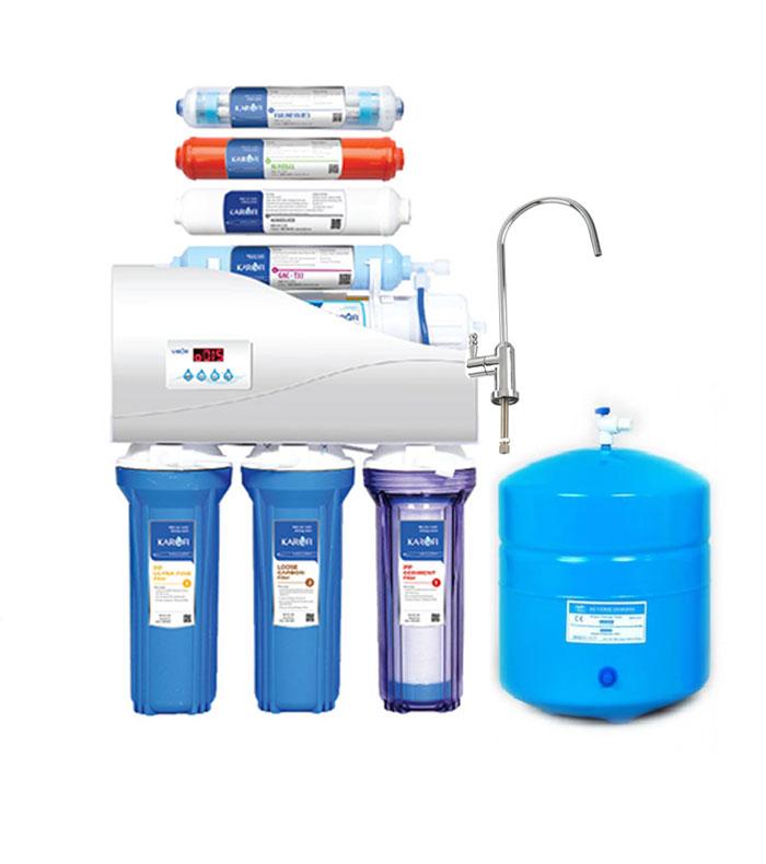 Máy lọc nước thông minh IRO – 1.1 7 cấp lọc