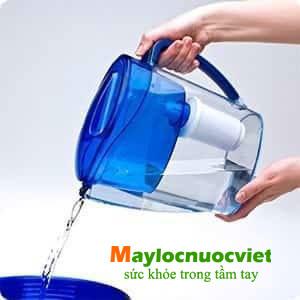 Bình lọc nước mini Nano Geyser