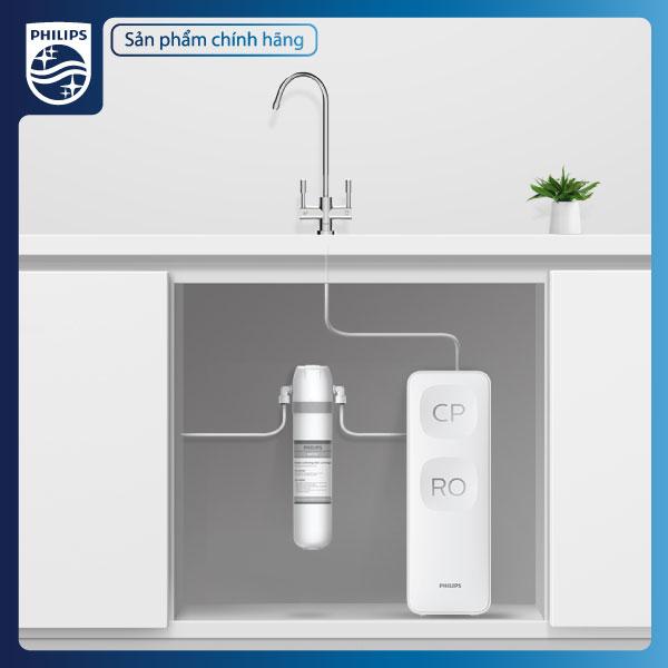 Bộ tiền lọc làm mềm nước RO Philips AWP1808
