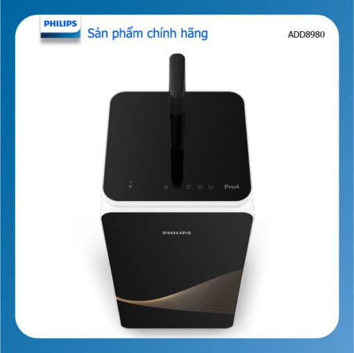 Máy lọc nước RO Nóng/Lạnh + phím cảm ứng Philips ADD8980